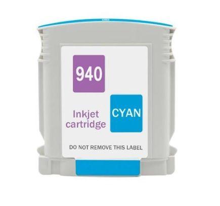 Cartucho HP 940XL Ciano Compatível