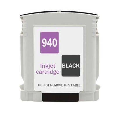 Cartucho HP 940XL Preto Compatível 69ml C4906A