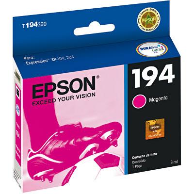 Cartucho Epson - 194 magenta T194320BR Epson CX 1 UN