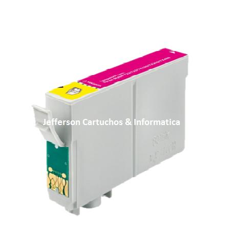 Cartucho para Epson TO733 - C79 | CX5900 | 7300 | 8300 MAGENTA Compatível - 10ml