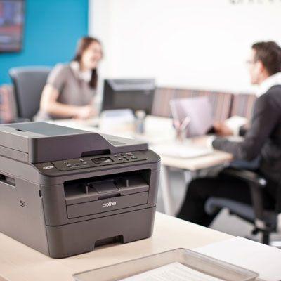 CÓPIA - Impressora Brother Multifuncional Laser Monocromática DCP-L2540DW Brother