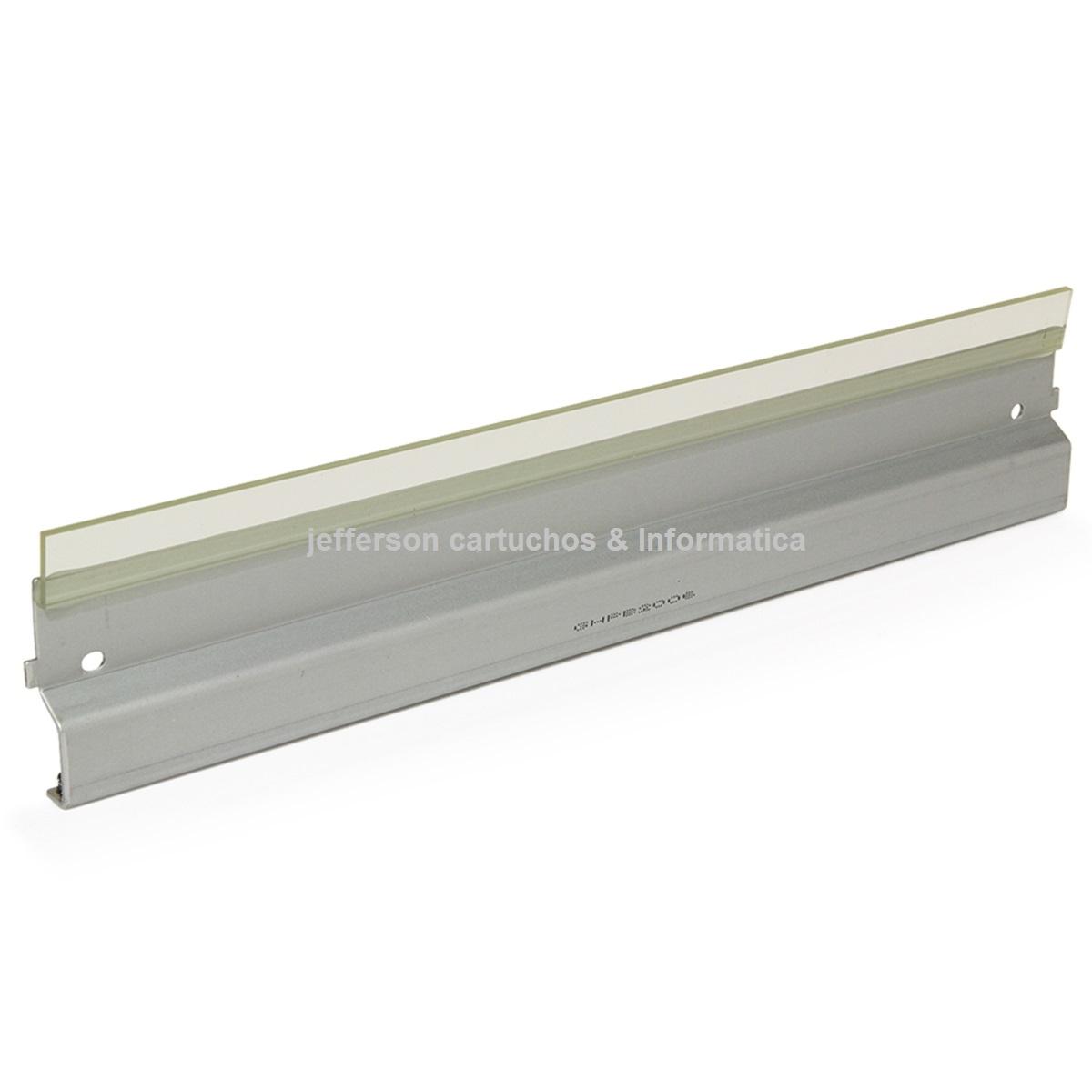 Lâmina de Limpeza ou Wiper Blade Cilindro Lexmark E120 | E120N | 12026XW | 12018SL