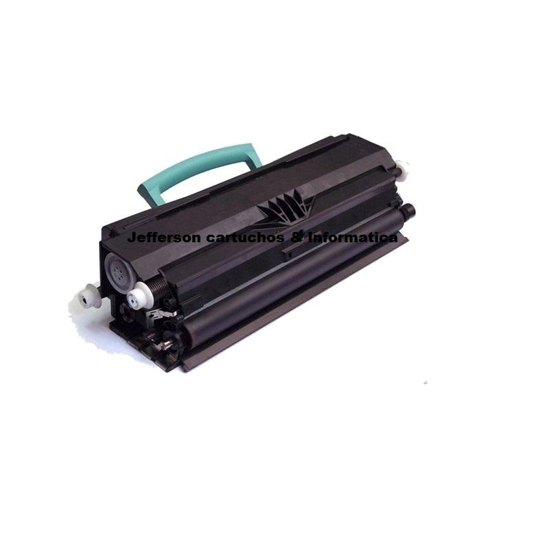 Lexmark E250DN E250 E250D E250N Toner Remanufaturado - E250A21A para 3.500 impressões