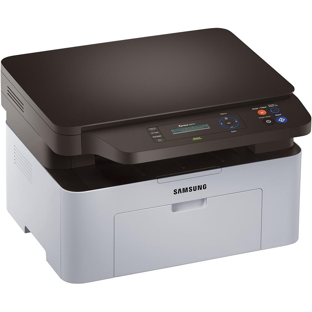 Multifuncional Laser Monocromática Xpress SL-M2070 Samsung