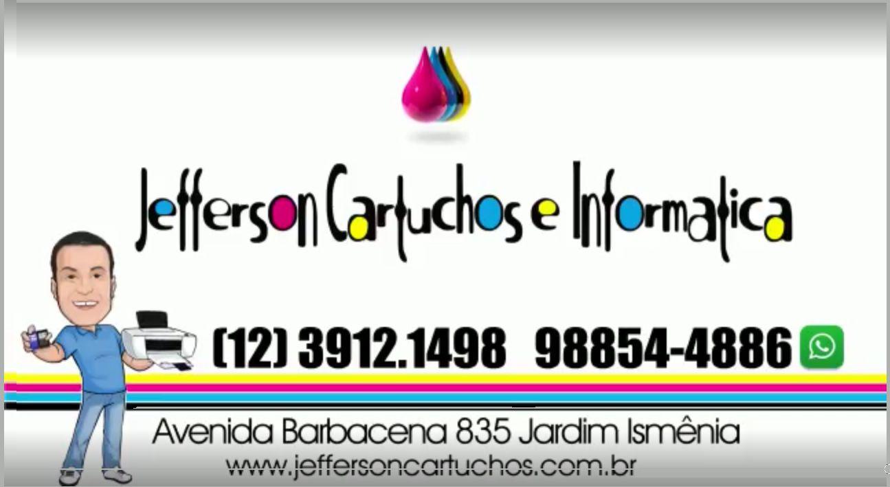 Recarga de Cartucho Vila Industrial sjc 12-3912-1498 whatsapp 12-98854-4886