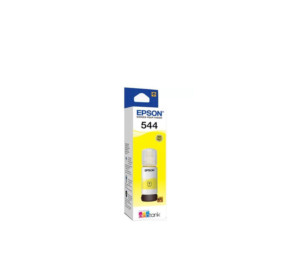 Tinta epson 544 Garrafa de tinta Epson amarelo T544420 PT 1 UN