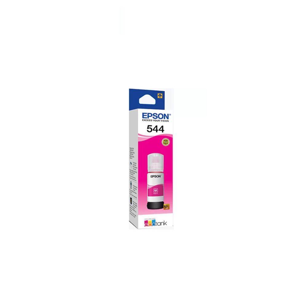 Tinta epson 544 Garrafa de tinta Epson magenta T544320 PT 1 UN