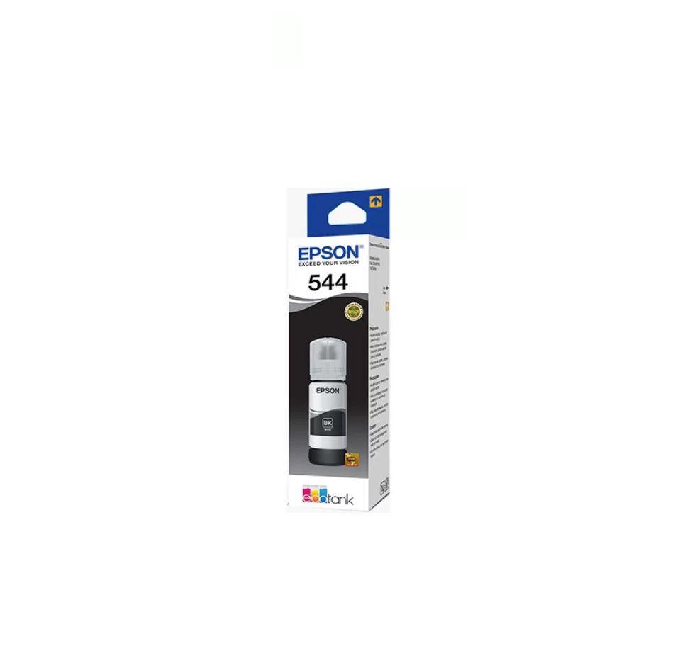 Tinta epson 544 Garrafa de tinta Epson preta - T544220-AL