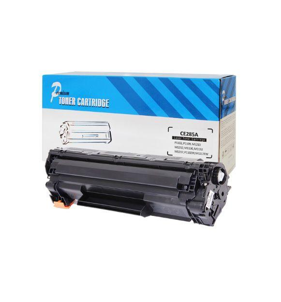 Toner Compatível Hp Ce285a 85a 285a Ce285ab Premium 1.8k