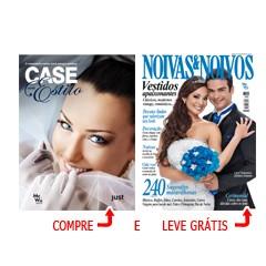 Compre Livro Case com Estilo e GANHE revista Noivas&Noivos 75