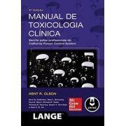Manual de Toxicologia Clínica