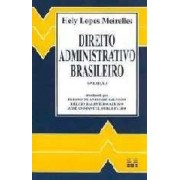 Direito Administrativo Brasileiro, 37a.edição, 2011
