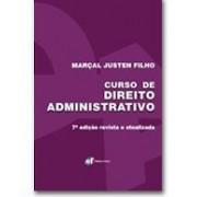 Curso de Direito Administrativo, 7a.ed., 2011, revista e atualizada