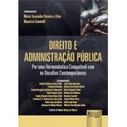 Direito e Administração Pública, 1a.ed., 2012