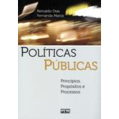 Políticas Públicas: Princípios, Propósitos e Processos