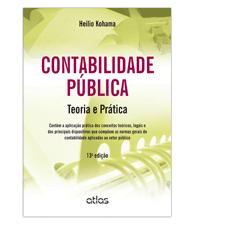 Contabilidade Pública Teoria e Prática, 13a.ed., 2013