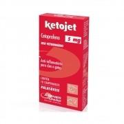 Anti-Infamatório Agener Ketojet 5mg Cetoprofeno 10 comprimidos