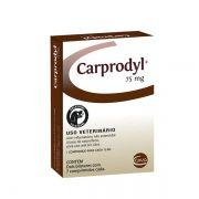 Anti-Inflamatório Ceva Carprodyl para Cães 75mg