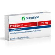 Anti-inflamatório Prediderm Comprimidos 20Mg - 10 Comprimidos