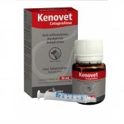 Anti-Inflamatório Syntec Kenovet Cetoprofeno para Cães e Gatos 20ml
