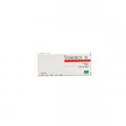 Antibiótico Stomorgyl 10 Mg Cães E Gatos - 20 Comprimidos