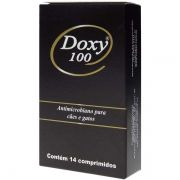 Antimicrobiano Doxy 100 - 14 comprimidos
