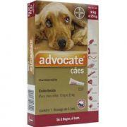 Antipulgas Bayer Advocate Cães de 10 a 25 Kg - 2,5 mL 1 Pipeta