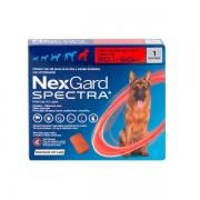 Antipulgas e Carrapatos NexGard Spectra Cães de 30,1 a 60 Kg 1 Tablete
