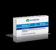 AZICOX - 2 ANTIBIÓTICO E ANTI INFLMATÓRIO 50 MG 6 CP