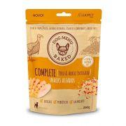 Biscoito Luopet Complete Sabor Peru e Arroz Integral para Cães - 250g Val.22/08/19