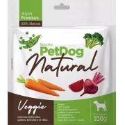 Biscoito Petdog Natural  Veggie 150g