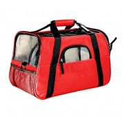 Bolsa Transporte Grande The Dog´s Bag Vermelha