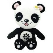 Brinquedo World Pet Urso Pelúcia Panda 25cm