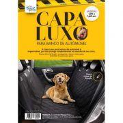 Capa Para Banco Automovel Luxo The Pets Brasil