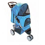 Carrinho Para Cachorro Azul The Babys Pet 10kg
