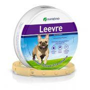 Coleira Antiparasitária Ourofino Leevre 48 cm para Cães