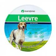 Coleira Antiparasitária Ourofino Leevre 63 cm para Cães