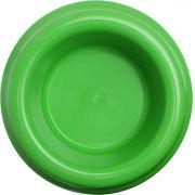 Comedouro Dog Plastico 1600ML - Verde