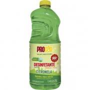 Desinfetante Procão Classic Plus Citronela - 2 Litros