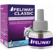 Feliway Classic Ceva Refil para Difusor Elétrico 48ml