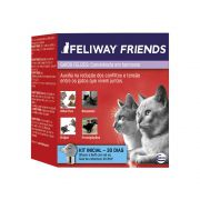 Feliway Friends Difusor Com Refil 48ml Ceva