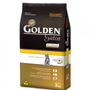 GOLDEN GATO ADULTO FRANGO 3KG