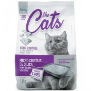 Kit 8 Silica The Cats Gatos 1,6 KG Micro