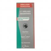 Kit Orelhas Saudaveis Auritec + Cipro - Otic