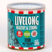Livelong Cães Fish (Peixe) 300g