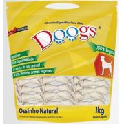 Pacote Osso Natural Doogs 3/4 1kg