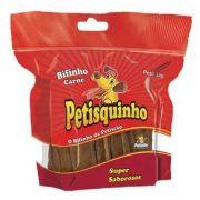 Petisco Petisquito Carne 1kg Petiscao