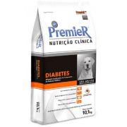 Ração Premier Cães Adultos Nutrição Clinica Diabete 10,1kg