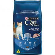 Ração Cat Chow Adultos Defense Plus Peixe 10,1kg
