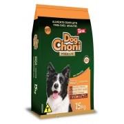Ração Dogchoni Cães Adultos 15kg